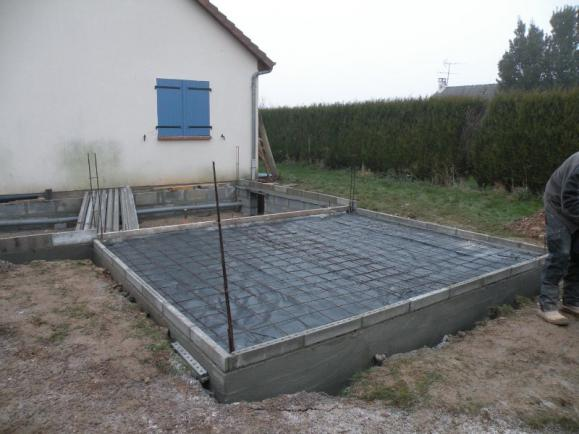 Construction terrasse Bernay