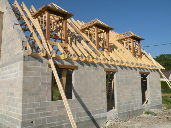 Constructeur maison Bernay